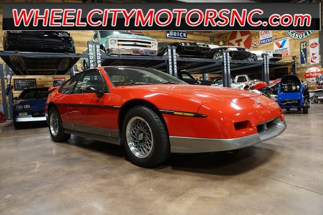 Find Pontiac Fiero and other Pontiac cars on EasyAutoSales com