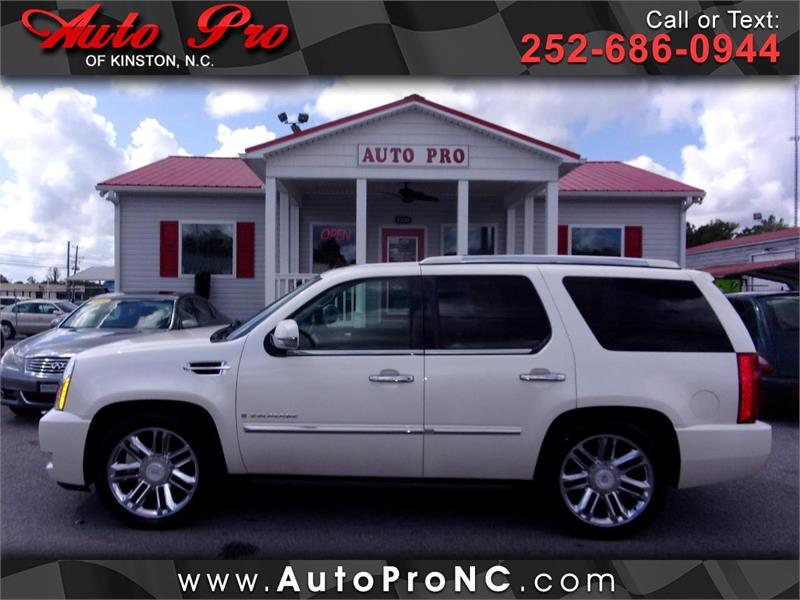 2008 Cadillac Escalade Platinum Edition photo