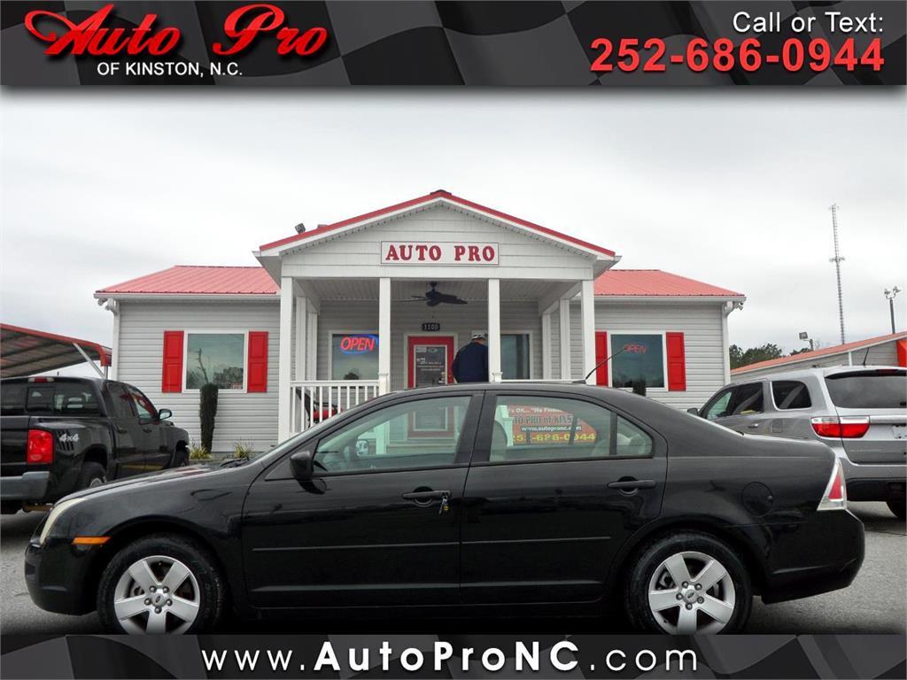 2007 Ford Fusion V6 SE photo