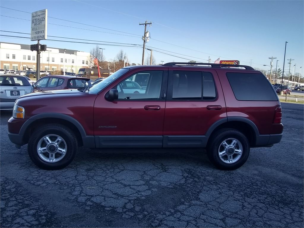 2002 Ford Explorer XLT photo