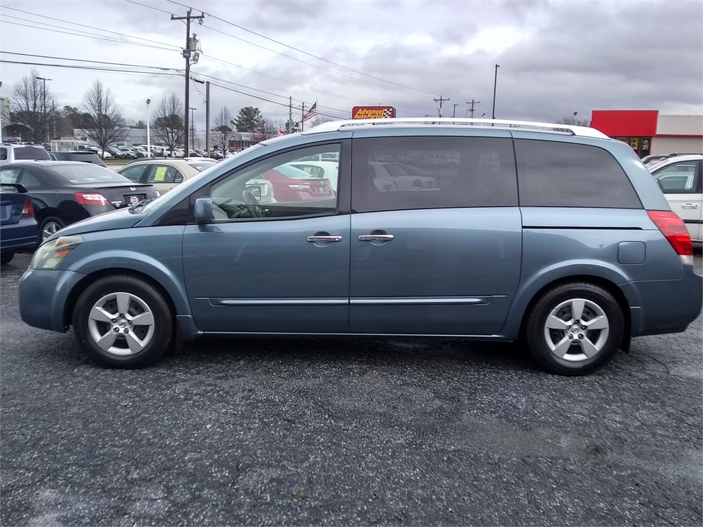 2008 Nissan Quest 3.5 photo