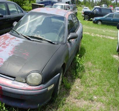 1997 Dodge Neon Sport photo