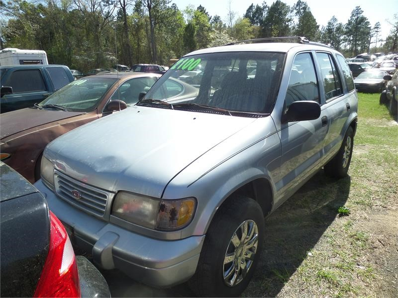 1997 Kia Sportage EX photo