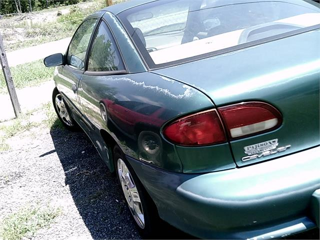 The 1997 Chevrolet Cavalier RS