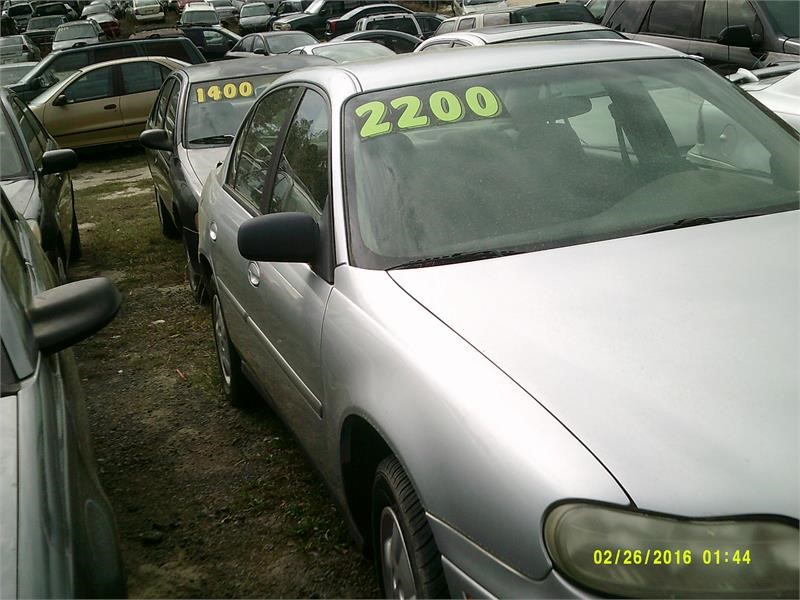2002 Chevrolet Malibu photo