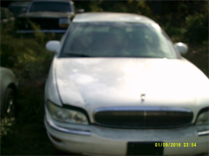 2003 Buick Park Avenue photo