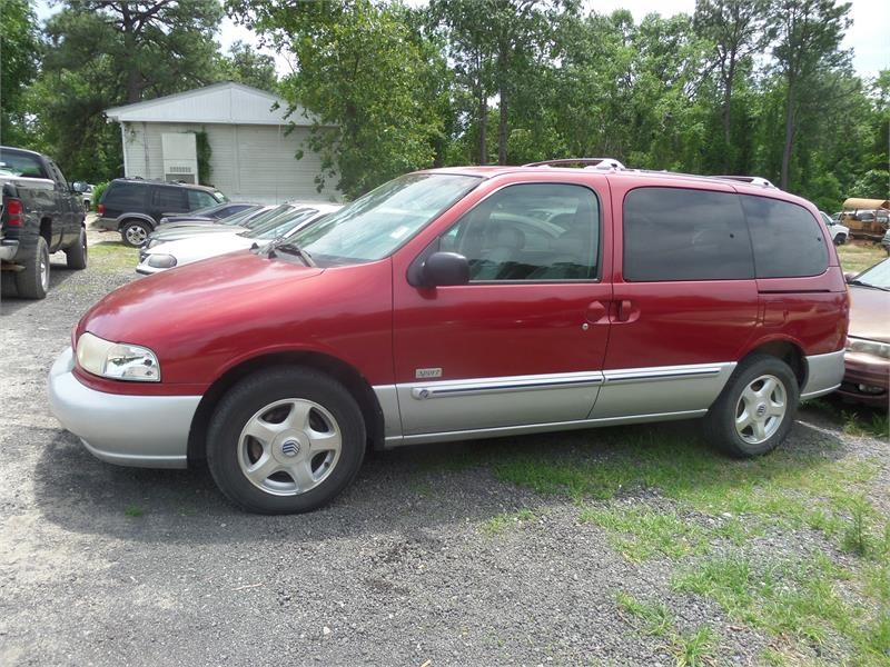 1999 Mercury Villager Estate