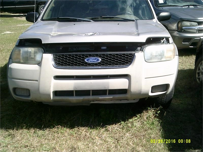 The 2001 Ford Escape XLT photos