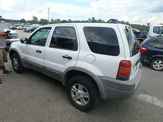The 2002 Ford Escape XLT Choice