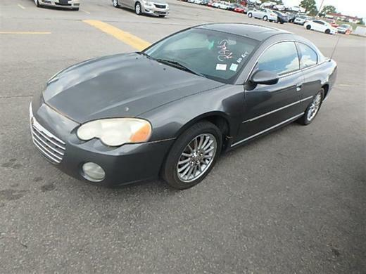 2004 Chrysler Sebring Limited photo