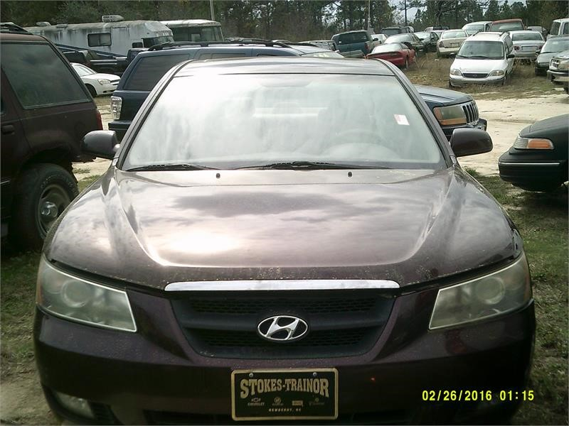 2006 Hyundai Sonata GLS photo