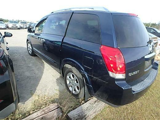 2007 Nissan Quest 3.5 photo