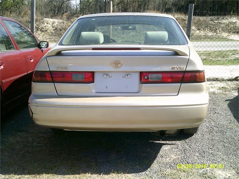 The 1997 Toyota Camry CE