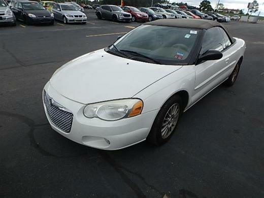 2004 Chrysler Sebring Touring photo