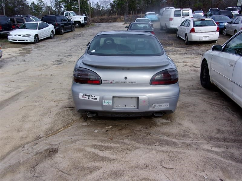 2000 Pontiac Grand Prix GT photo
