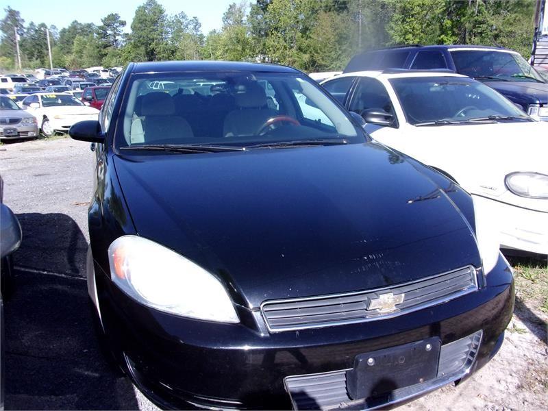 2007 Chevrolet Impala LT photo
