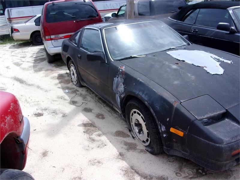 The 1988 Nissan 300ZX GS