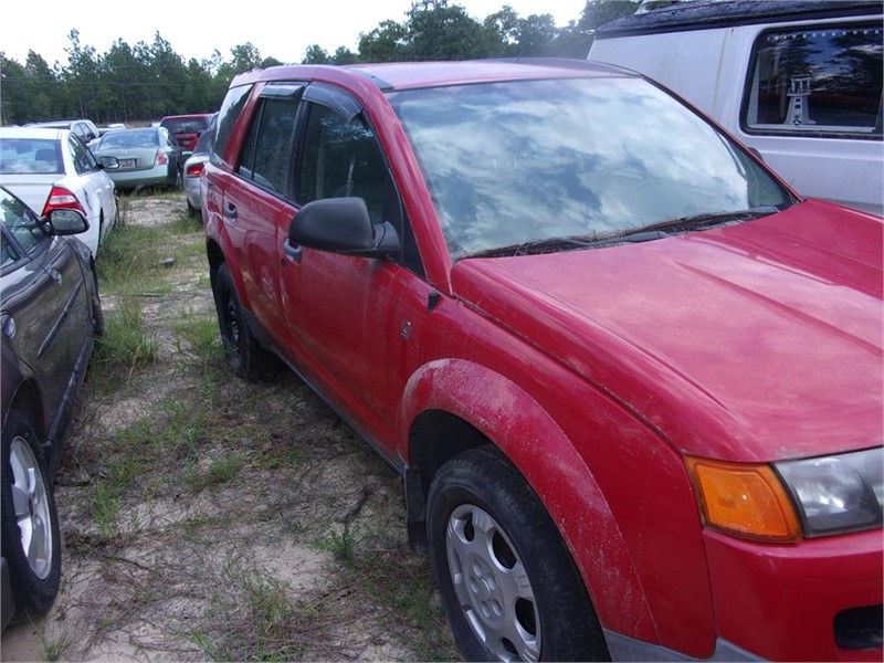 The 2003 Saturn Vue