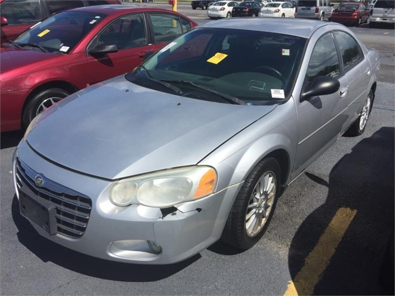 The 2005 Chrysler Sebring Touring photos