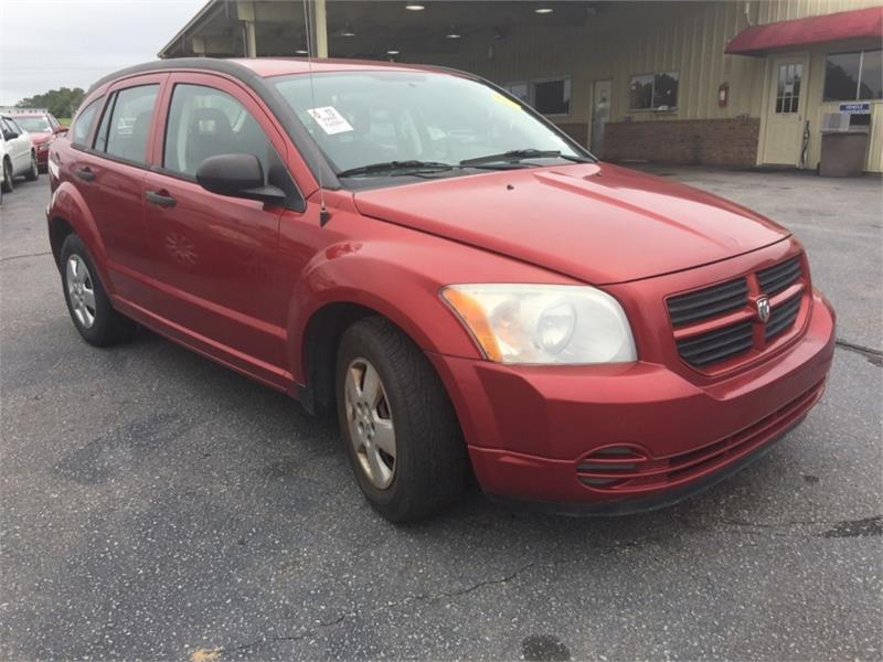 2009 Dodge Caliber SE photo