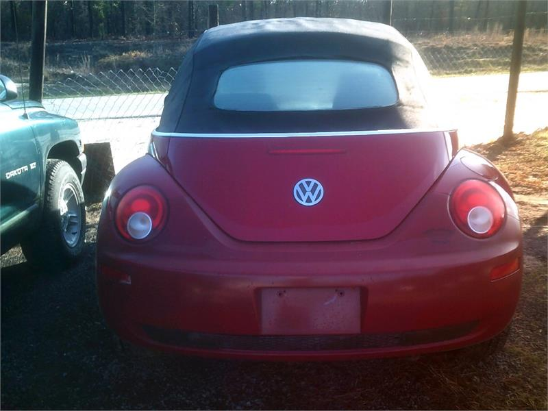 2007 Volkswagen New Beetle 2.5 photo