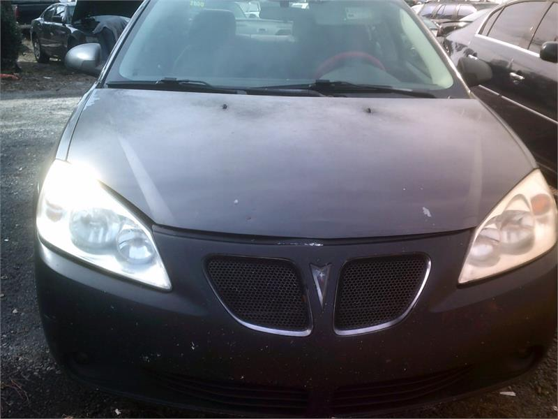 The 2007 Pontiac G6