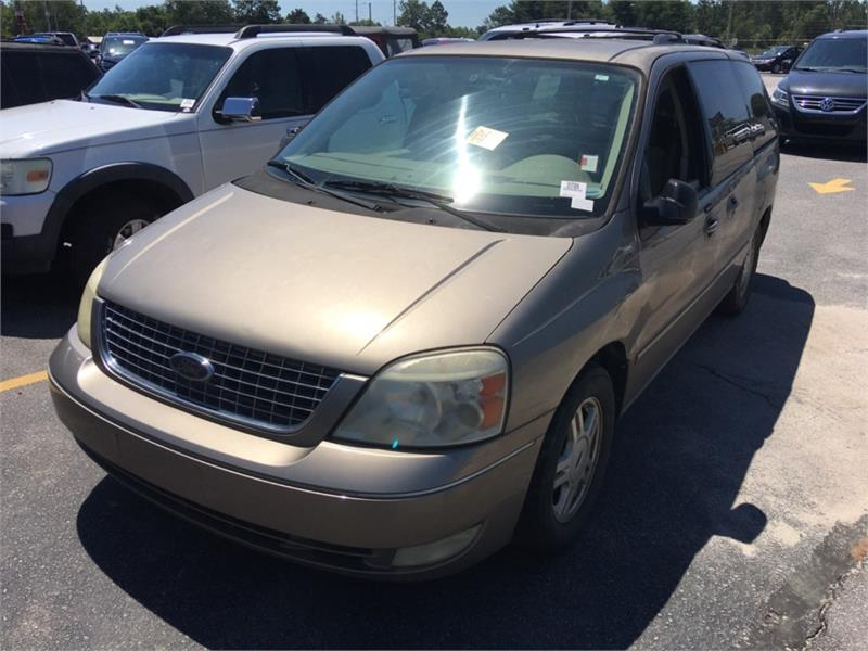 2004 Ford Freestar SEL photo