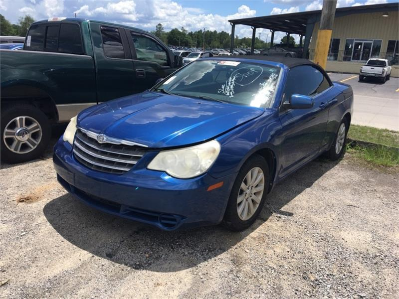 The 2010 Chrysler Sebring Touring photos