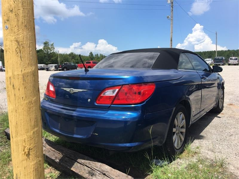 The 2010 Chrysler Sebring Touring