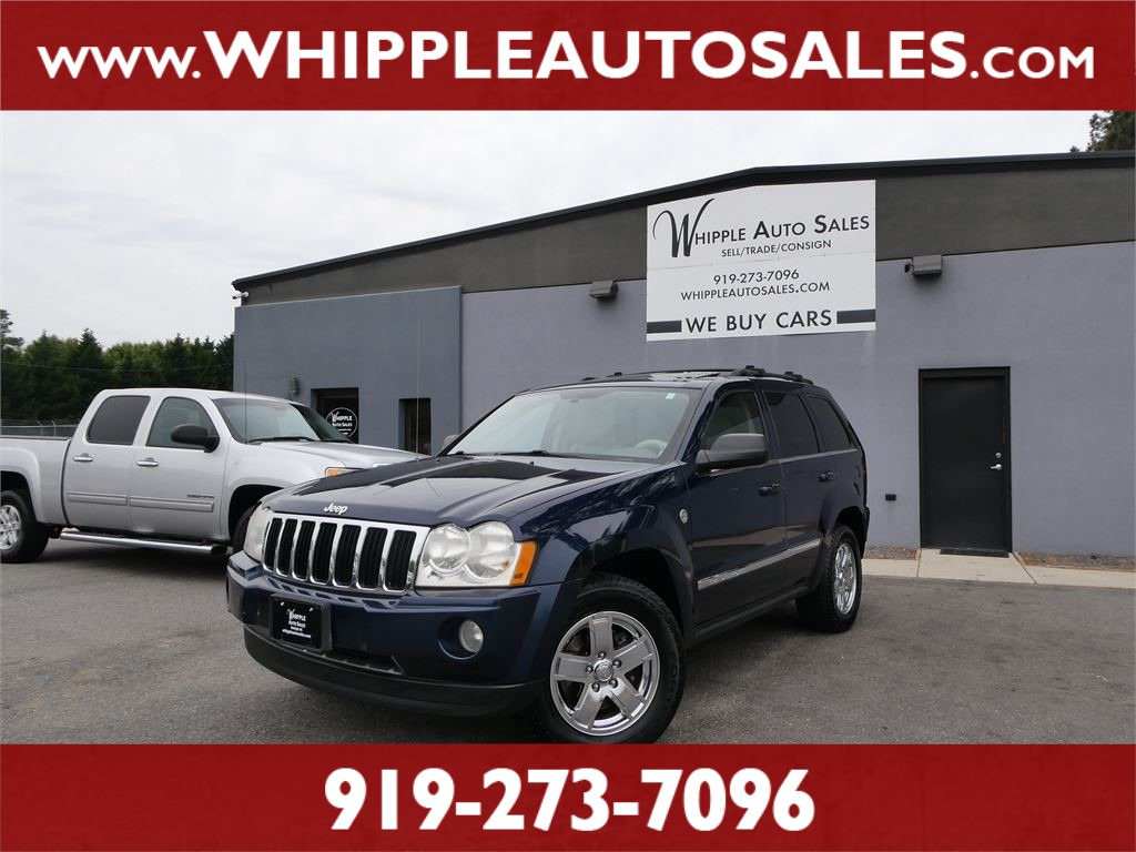 2005 Jeep Grand Cherokee Limited photo