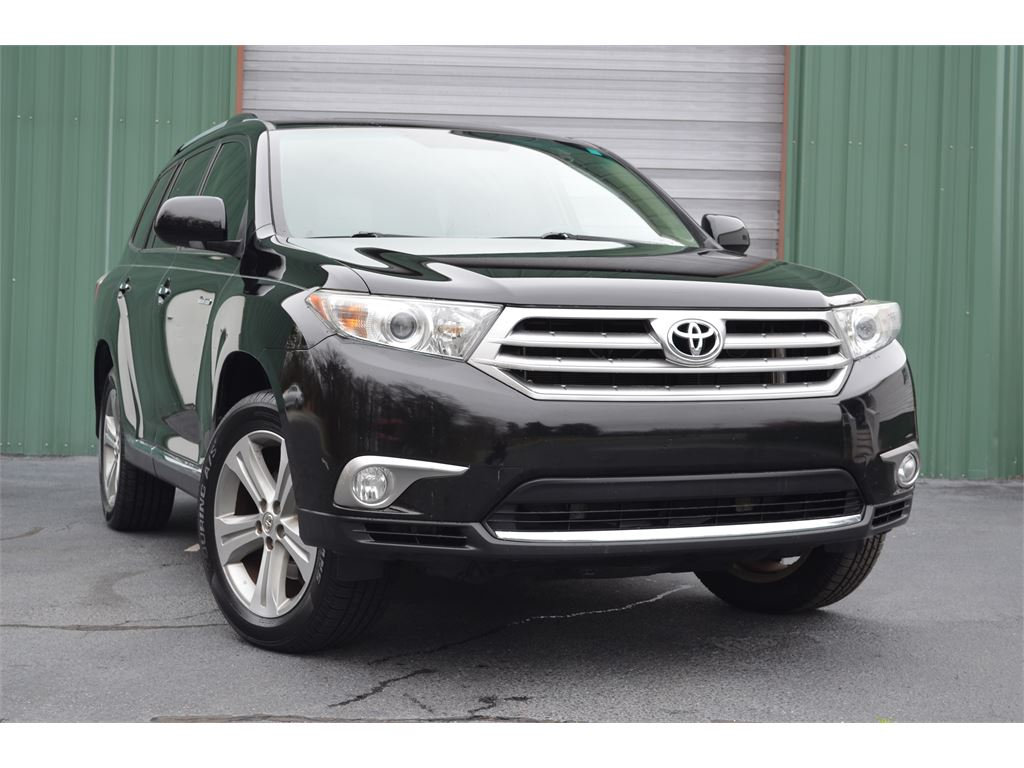 2012 Toyota Highlander Limited photo