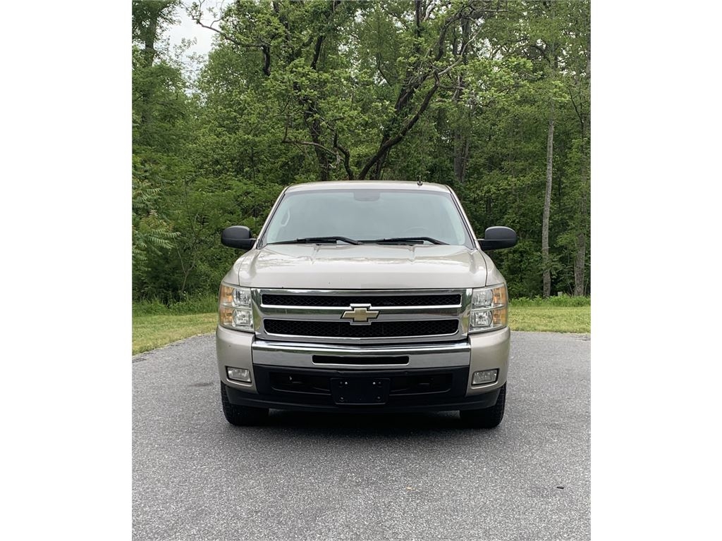 2009 Chevrolet Silverado 1500 LT photo