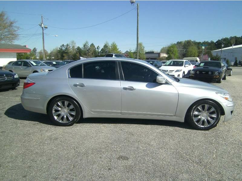 2009 Hyundai Genesis 3.8L V6 photo