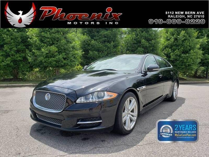 2012 Jaguar XJL Portfolio photo