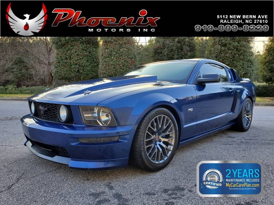 2008 Ford Mustang GT Deluxe photo