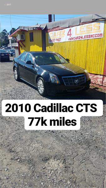 2010 Cadillac CTS 3.0L V6 Luxury images