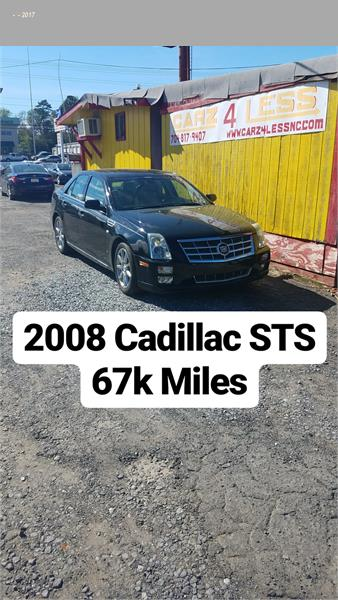 2008 Cadillac STS V8 images
