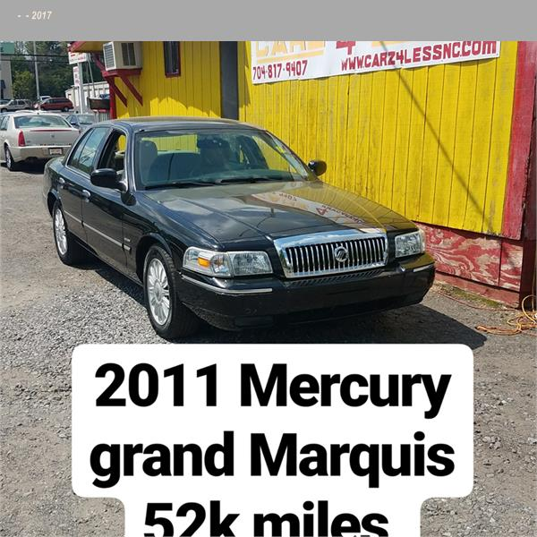 2011 Mercury Grand Marquis LS images