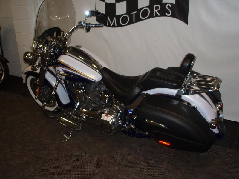 The 2014 Harley-Davidson FLSTNSE - CVO™ Softail&#