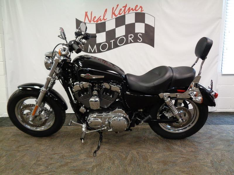 The 2015 Harley-Davidson XL1200C - Sportster® 1200