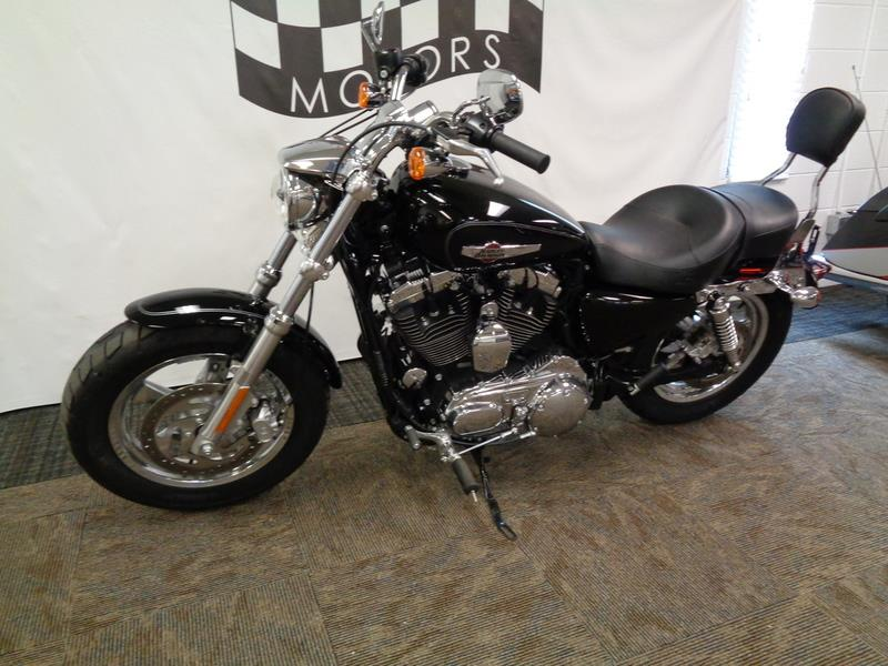 2015 Harley-Davidson XL1200C - Sportster® 1200  photo