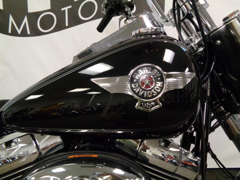 2015 Harley-Davidson FLSTF - Softail® Fat Boy&  photo