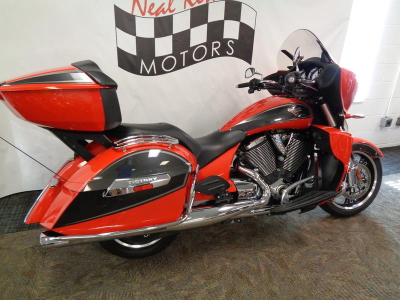 2015 Victory Motorcycles® Cross Country Tour® Two-T  photo