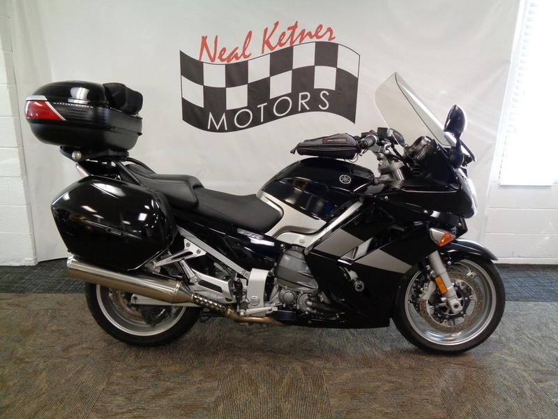 The 2008 Yamaha FJR1300  photos