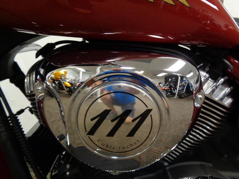 2014 Indian Motorcycle® Chieftain™ Indian Motorc  photo