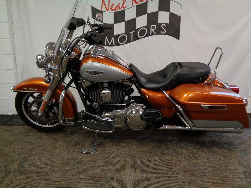 The 2014 Harley-Davidson FLHR - Road King®