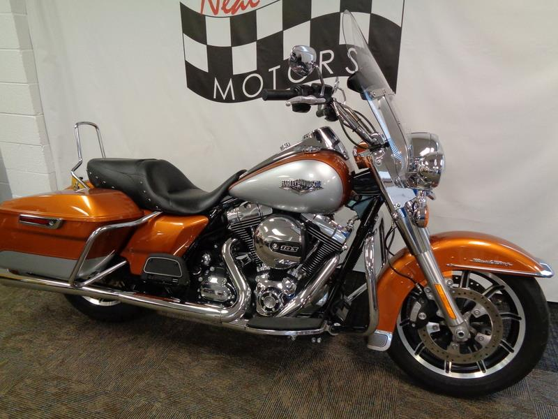 2014 Harley-Davidson FLHR - Road King®  photo