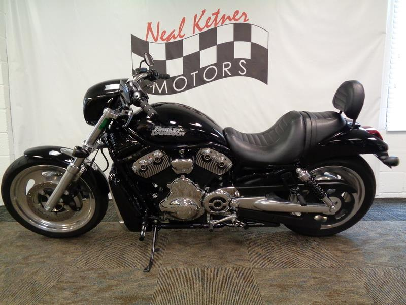 2007 Harley-Davidson VRSCD - V-Rod® Night Rod&  photo