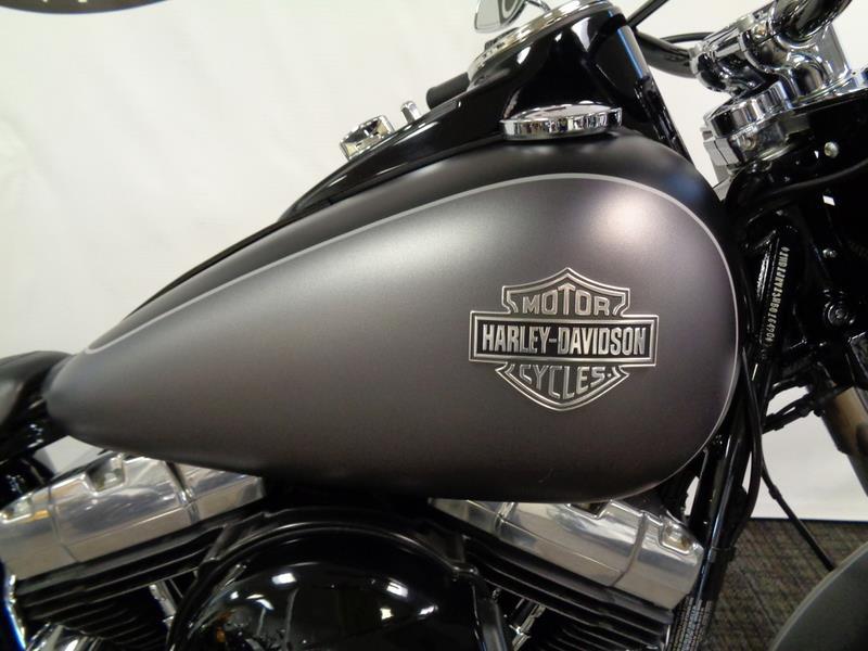 2017 Harley-Davidson FLS - Softail® Slim®  photo