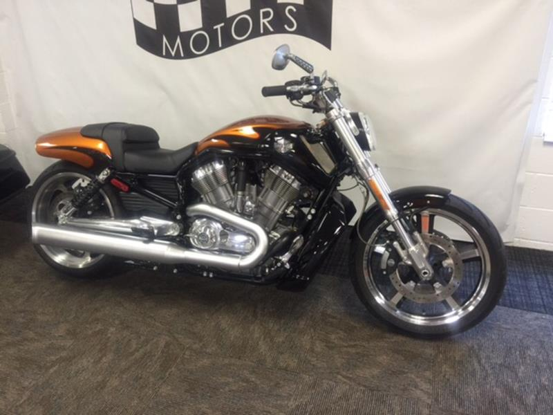 2014 Harley-Davidson VRSCF - V-Rod Muscle®  photo